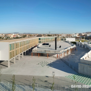 New school in Torre Pacheco. Nuevo colegio en Torre Pacheco.